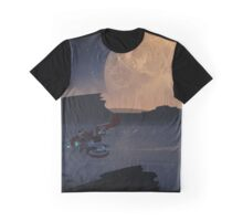 Night Ride Graphic T-Shirt