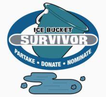 Ice Bucket Challenge Survivor by Red82Creative