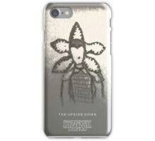 Stranger Things (The Upside Down) iPhone Case/Skin