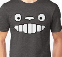 Totoro's Smile 8-Bit Unisex T-Shirt