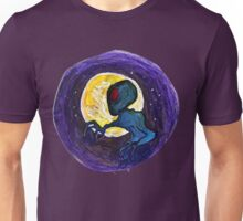 Grey Moon Unisex T-Shirt