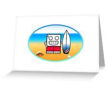 Summer Fun (Tee) Greeting Card