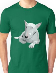 English Bull terrier  Unisex T-Shirt