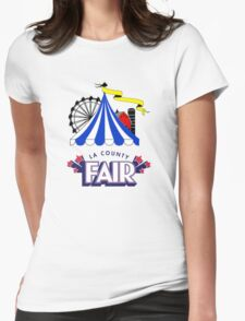 Los Angeles County Fair 2016 Womens Fitted T-Shirt