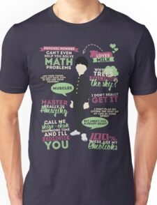 Mob Quotes Unisex T-Shirt