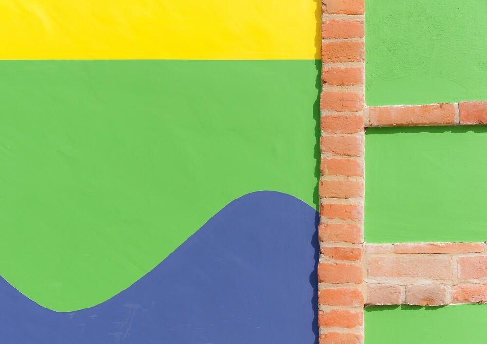 Spectrum 6 by Robert Dettman