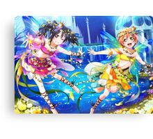 Fairy Rin Hoshizora (Idolized) Canvas Print