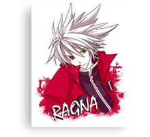 Ragna the Bloodedge Canvas Print