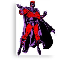 Magneto X-Men Canvas Print