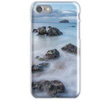 Bass Rock view iPhone Case/Skin