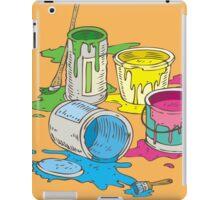 Tin Cans iPad Case/Skin