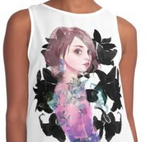 #7 Lilies Contrast Tank