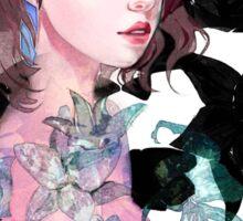 #7 Lilies Sticker