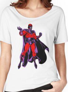 Magneto X-Men Women's Relaxed Fit T-Shirt