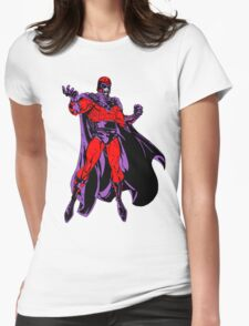 Magneto X-Men Womens Fitted T-Shirt