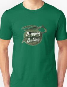 Hugging Is Healing Unisex T-Shirt