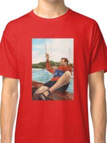 Onward Toward Freedom- Pencil Classic T-Shirt