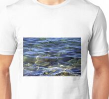"""ROCKS, RIPPLES AND REFLECTIONS"" Unisex T-Shirt"