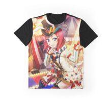 Circus Maki Nishikino (Idolized) Graphic T-Shirt