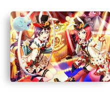 Circus Maki Nishikino (Idolized) Canvas Print