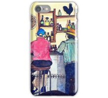 Wildago's Bar in Burgos, Spain iPhone Case/Skin