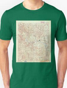 USGS TOPO Map Arkansas AR Batesville 260431 1891 125000 Unisex T-Shirt