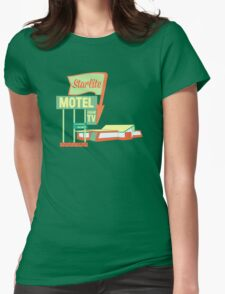 Visit The Starlite! Womens Fitted T-Shirt
