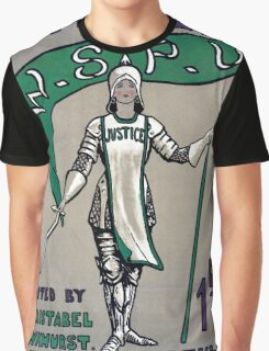 The Suffragette Graphic T-Shirt