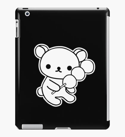 RILAKKUMA - Dango iPad Case/Skin