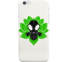 Lotus and Mask iPhone Case/Skin