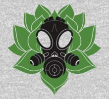 Lotus and Mask by Rai Ball (The Elocutioner)