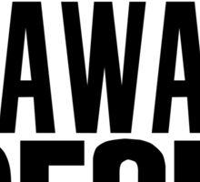 Super Kawaii Desu Sticker