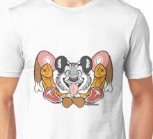 Cat Meat - Snow Leopard Unisex T-Shirt