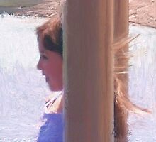 Windswept(In the Style of Renoir) by RobynLee