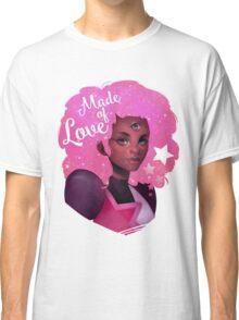 GARNET - STEVEN UNIVERSE - MADE OF LOVE Classic T-Shirt