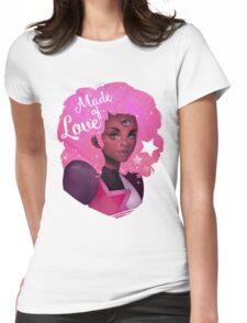 GARNET - STEVEN UNIVERSE - MADE OF LOVE Womens Fitted T-Shirt