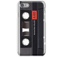 Retro Cassette iPhone Case/Skin