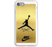 Nike Jordan Flight Jump iPhone Case/Skin