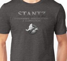 GHOSTBUSTERS STANTZ Unisex T-Shirt