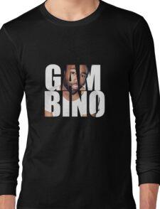 Gambino  Long Sleeve T-Shirt