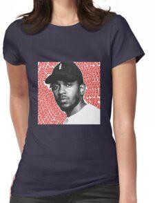 Kendrick Lamar - Ya Bish Womens Fitted T-Shirt