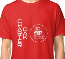Charter Oak School in Peoria, Illinois Classic T-Shirt