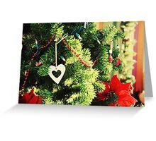 Heartfelt Christmas Greeting Card