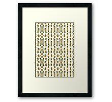 Pineapple Fun Framed Print
