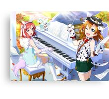 Animal Ver. 2 Honoka Kosaka (Idolized) Canvas Print