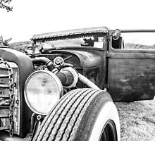 Rat Rod by Legend  Photography