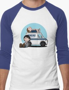 THE STRANGERNUTS Men's Baseball ¾ T-Shirt