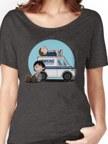 THE STRANGERNUTS Women's Relaxed Fit T-Shirt