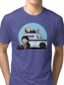 THE STRANGERNUTS Tri-blend T-Shirt