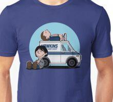 THE STRANGERNUTS Unisex T-Shirt